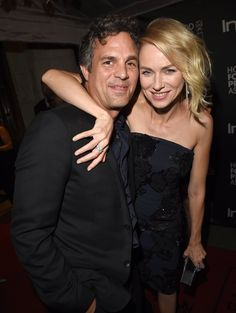 Pin for Later: This Week's Can't-Miss Celebrity Photos  Mark Ruffalo got a big hug from Naomi Watts at the Toronto International Film Festival.