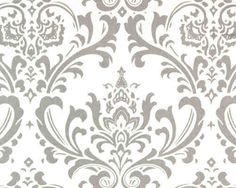 Would love this fabric for curtains in our master bedroom