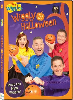 Shop The Wiggles: Wiggly Halloween [DVD] at Best Buy. Find low everyday prices and buy online for delivery or in-store pick-up. Halloween Dvd, Halloween Night, Spirit Halloween, Baby Halloween, Halloween Themes, Halloween Crafts, Halloween Celebration, The Wiggles, You Funny