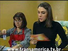 Tv Transamérica - TÉCNICA DE EFEITOS COM BETUME parte 3
