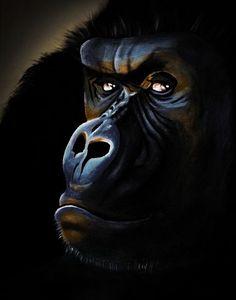 'Ich behalte dich im Auge, Freundchen!' von anowi bei artflakes.com als Poster oder Kunstdruck $16.34