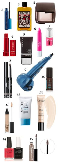 Best new beauty products 2013 The 15 best new beauty products of 2013... plus 5 more faves I discovered this year