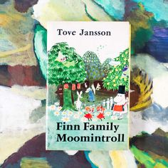We love this charming edition of Finn Family Moomintroll by Tove Jansson. ⠀ ⠀ Did you know that this famous book is being made in to an animated series called MOONINVALLEY. The cast members include Rosamund Pike, Kate Winslet, Taron Egerton, Warwick Davis, Matt Berry just to name a few. ⠀ ⠀ The idea of this series is to show the values of tolerance, love, respect, friendship and bravery qualities every human should have. ⠀ ⠀ 💭  #Books #VintageBook #Vintagebooks #Moomintroll #FinnFamily