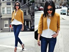 Fashion Alert: Trends For Spring 2014 - Fashion Diva Design -  cropped jackets