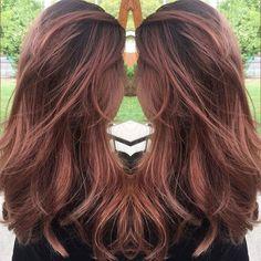 Hair goals--auburn
