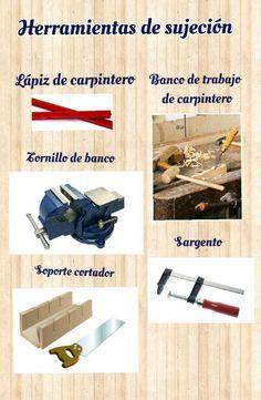 Mural de las herramientas de sujeción