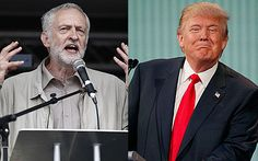 Boggart Abroad: President Trump And Prime Minister Corbyn: Can Vot...