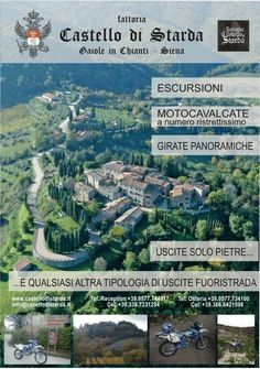 Weekend off Road 12-14 october For more info www.castellodistarda.it/enduro