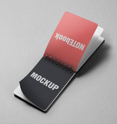Free Notes Mockup | vectogravic.com