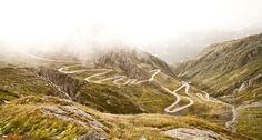 Die schönsten Alpenpässe - verraten von Stefan Bogner | Classic Driver Magazine