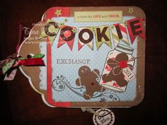 Tag Cookie Exchange Book