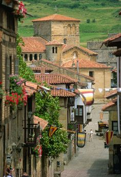 size: Photographic Print: Santillana Del Mar, Cantabria, Spain, Europe by Miller John : Artists Places Around The World, Oh The Places You'll Go, Travel Around The World, Places To Travel, Places To Visit, Around The Worlds, Wonderful Places, Beautiful Places, Voyage Europe