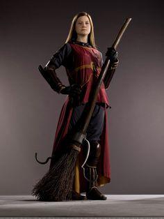 Quidditch Ginny