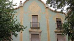 Reloj de sol de Can Tusquets, en Sant Josep de la Muntanya
