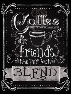 Café e Amigos