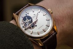 http://findtheperfectwatch.com - check out the best collection of watch review videos...