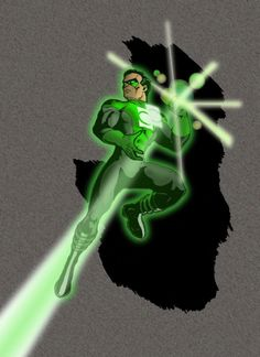 Green Lantern and the Ring