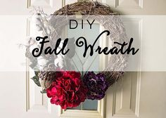 Its that time of the year again, where we start bringing out our fall decor…
