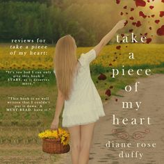 FREE WITH KINDLE UNLIMITED. No Cliffhanger. Check out the 5 star Reviews on Amazon and Goodreads. Time to relax and get lost in a book. Here it is waiting for you. Enjoy! Available on Amazon at the following link:  http://www.amazon.com/Take-Piece-Heart-Diane-Duffy-ebook/dp/B00OMLU1H0/ref