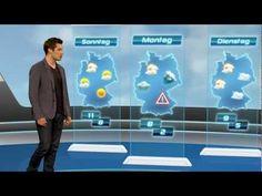 Wettervorhersage / Wetterbericht für Deutschland den 06.08.2012 bis 09.08.2012 - YouTube