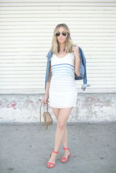 Shades of Blue | Cupcakes & Cashmere