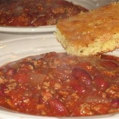 The absolute Best chili recipe - even better the next day! Click for recipe
