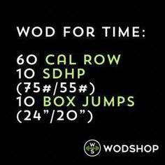 CrossFit Workout of the Day: Rowing, Sumo Deadlift High Pull, and Box Jumps. Get your daily workout out here. Learn how to row and sumo deadlift high pull. Workout Days, Fun Workouts, At Home Workouts, Workout Gear, Muscle Building Supplements, Muscle Building Workouts, Fitness Pal, Physical Fitness, Personal Fitness