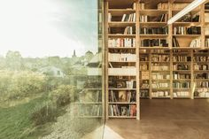 A library to envy - desire to inspire - desiretoinspire.net