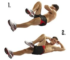 Bicycle Crunches