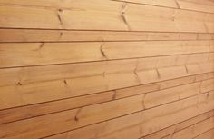 Panel System, Lunawood thermowood Designed by Karell Design (toffe kleur!)