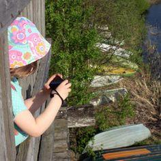 Linturetki lapsen kanssa!  #Luonto  #Suomiretki