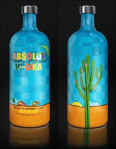 """For my Absolut """"Places I Love"""" collection....they don't have Absolut Phoenix but this is close."""
