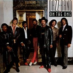Dazz Band Album Cover   One - The Dazz Band 1982Them red shoes though? LOL, an underrated band ...