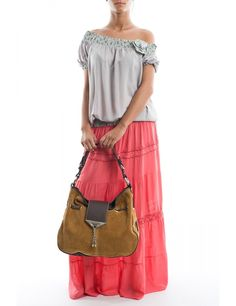 I really want this outfit :) Except the bag, I already have something :)