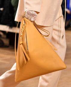 From a fabulous fur clutch to a trunk with a shoulder strap to the miniest of mini bags, here are our picks for the best bags from Paris Fashion Week 2017.
