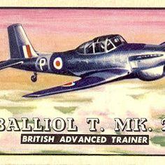 Balliol T. Mk. 2  -  Jeff Sexton - Google+