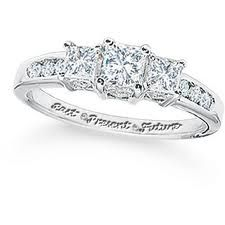 past present future ring - love this ring and what stands for. beautiful!!