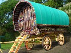 English Gypsy caravan, Gypsy Wagon, Gypsy Waggon and Vardo: Photograph Gallery 1 Gypsy Caravan, Gypsy Wagon, Men's Vans, Wild Things, Caravans, Burning Man, Vampires, Old And New, United Kingdom