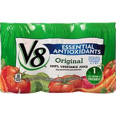 V8 100% Vegetable Juice, Original Essential Antioxidants, 5.5 Ounce (Pack of 48) >>> See this great product @ http://www.amazon.com/gp/product/B00WS3UXUO/?tag=lizloveshoes-20&phi=230716072422