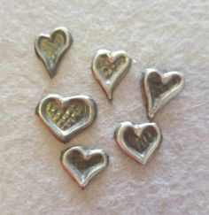 Pewter Art Love hearts for Scrapbooking 6 in this order in the Other Scrapbooking & Card Making category was listed for on 6 Nov at by Hanli Delport in Jeffreys Bay Pewter Art, Love Heart, Card Making, Hearts, Scrapbooking, Heart Of Love, Handmade Cards, Scrapbooks, Memory Books