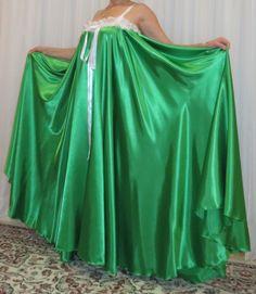 Vintage Lingerie, Women Lingerie, Plus Size Vintage, Night Wear, Plus Size Lingerie, Night Gown, Ball Gowns, Satin, Formal Dresses