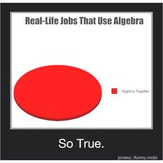 This also applies to trig