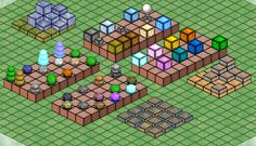 Just a quick sample from Isometric Empire Package Top Down Game, Make Your Own Game, Build Something, Game Assets, Empire, Abstract, Random, Summary, Casual