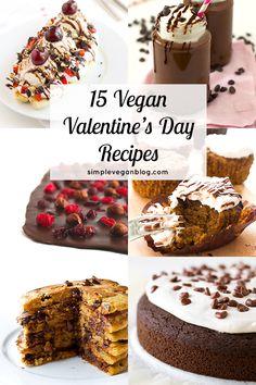 15 Vegan Valentine's Day Recipes