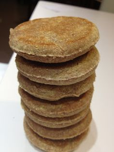 Lose weight with the Montignac method phase 1 .: English muffins with low GI Montignac Diet