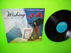 """A Flock Of Seagulls – Wishing If I Had A Photograph Of You 12"""" Vinyl Record NM #1980sElectroSynthNewWave"""