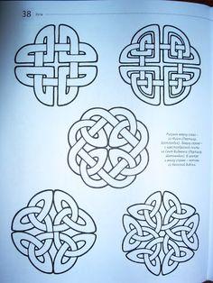 dibujos celtas Más