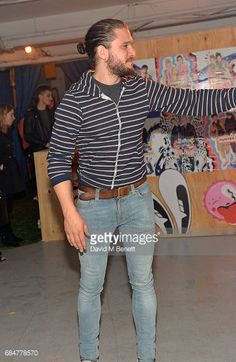 Can those jeans get any tighter?!?