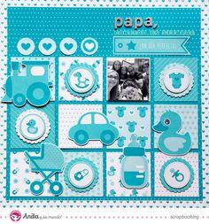 manualidades para niños dia del padre. Tutorial paso a paso.