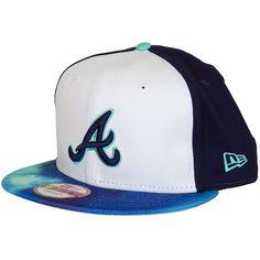 New Era Watercolor Cap Atlanta Braves ★★★★★